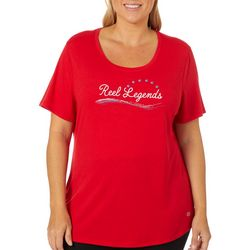 Reel Legends Plus Americana T-Shirt