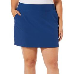 Reel Legends Plus Solid Adventure Skort