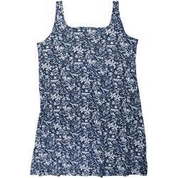 Plus PFG Printed Dress