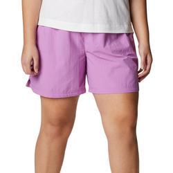 Plus Sandy River Shorts
