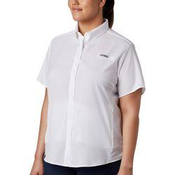 Columbia Plus PFG Tamiami II Short Sleeve Shirt