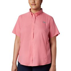 Plus PFG Tamiami II Short Sleeve Shirt