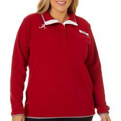 Alabama Plus Fleece Pull-Over Jacket by Columbia