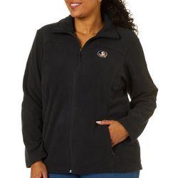 Florida State Plus Fleece Full Zip Jacket by Columbia
