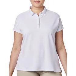Plus PFG Innisfree Short Sleeve Polo Shirt