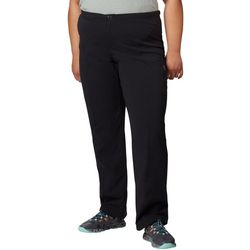 Plus Anytime Casual Drawstring Waist Pant