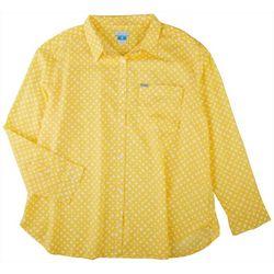 Columbia Plus Bright Printed Long Sleeve Top