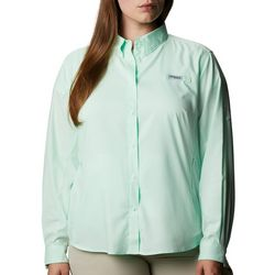 Columbia Plus Tamiami II Long Sleeve Top