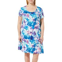 Reel Legends Plus Keep It Cool X-Ray Palms Dress