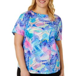 Plus Freeline Rainbow Rocks Shimmer Top