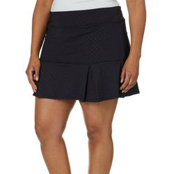 Reel Legends Plus Keep It Cool Scaled Skort