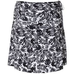 Plus Keep It Cool Palm Leaf Convertible Skirt