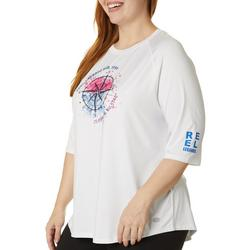 Womens Keep It Cool Compass Top