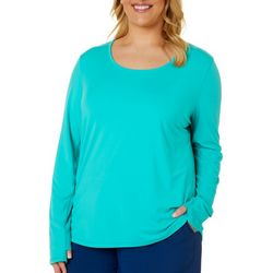 Reel Legends Womens Elite Comfort Keyhole Top