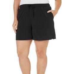 Reel Legends Plus Woven Stretch Shorts