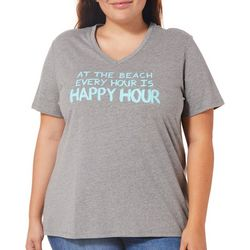 Reel Legends Plus Reel Fresh Happy Hour T-Shirt
