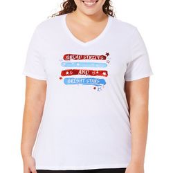 Reel Legends Plus Reel Fresh Broad Stripes T-Shirt