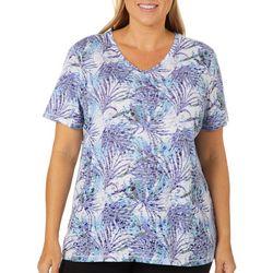 Reel Legends Plus Tropical Dreams T-Shirt