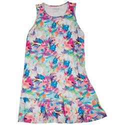 Plus Reel-Tec Snag Resistant Tropical Dress