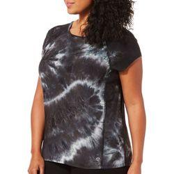 VOGO Plus Tie Dye Short Sleeve T-Shirt