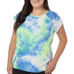 VOGO Plus Tie Dye Short Sleeve T-Shirt