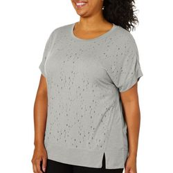 Harmony Balance Plus Solid Deconstructed Detail Top