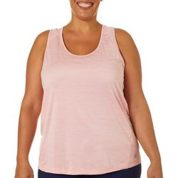 RB3 Active Plus Solid Mesh Panel Tank Top