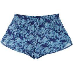 RB3 Active Plus Floral Print Athletic Shorts