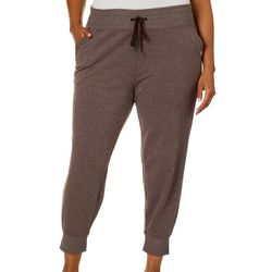 Marika Plus Releve Lounge Jogger Crop Pants