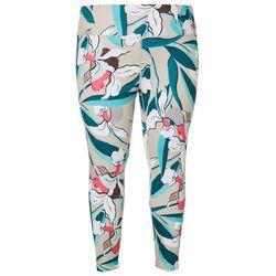 Nanette Lepore Plus Floral Print Leggings