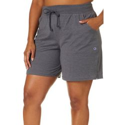 Champion Plus Heathered Jersey Shorts