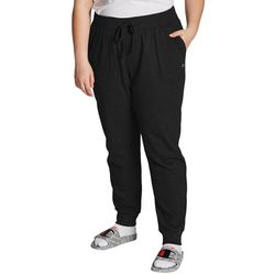 Champion Plus Logo Drawstring Jogger Pants