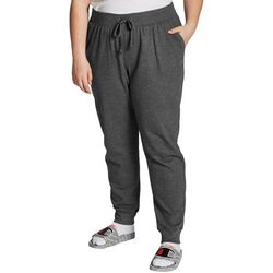 Champion Plus Logo Drawstring Jogger Pants
