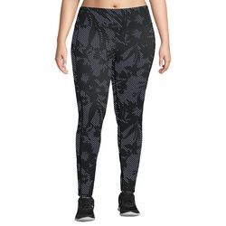 Champion Plus Phys. Ed Leaf Print Leggings