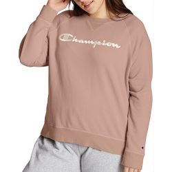 Champion Plus Heritage French Terry Crew Neck Sweatshirt