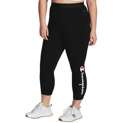 Plus Authentic Solid Logo Tights