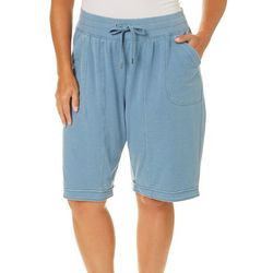 FUDA Plus Drawstring Bermuda Shorts