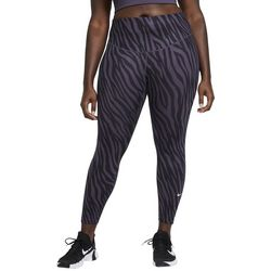 Nike Plus Zebra Leggings Full Length