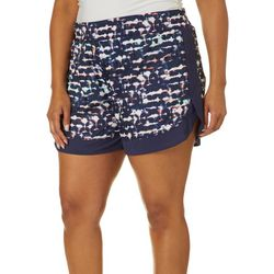 Energy Zone Plus Printed Pace Setter Shorts