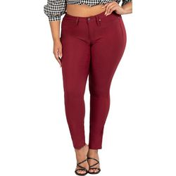 Royalty by YMI Plus Solid Super Stretch Skinny Jeans