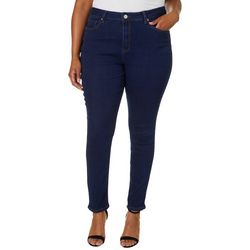 RAW 7 Juniors Mid-Rise Skinny Denim Jeans