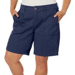 Unionbay Juniors Plus Nadeen Shorts