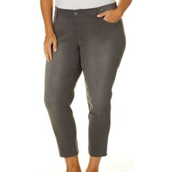 Dept 222 Plus Solid Ankle Jeans