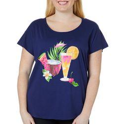 Caribbean Joe Plus Tropical Drinks Top