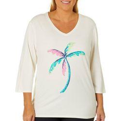 SunBay Plus Colorful Palm Top