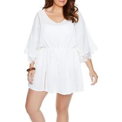 Wearabouts Plus Perfect Circle Swim Cover-Up