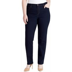 Gloria Vanderbilt Plus Amanda Basic Denim Jeans