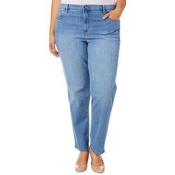 Gloria Vanderbilt Plus Amanda Classic Stretch Jeans