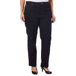 Gloria Vanderbilt Plus Amanda Classic Stretch Jeans