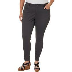 Gloria Vanderbilt Plus Hidden Comfort Curvy Skinny Jeans